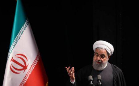 روحانی: پیام انقلاب ایران استقلال و عدم مداخله بیگانگان در کشور بود