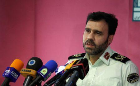 سخنگوی ناجا: دستگیری عوامل شهادت سه مأمور پلیس تهران در کسری از زمان/ هویت راننده اتوبوس مشخص شد