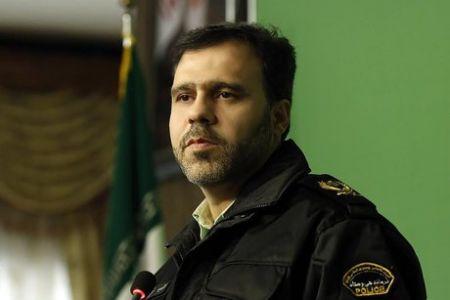 سردار منتظرالمهدی: شهادت 5 تن در آشوب شب گذشته خیابان پاسداران/ دستگیری بیش از 300 تن
