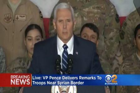 اخبار,اخبار سیاست خارجی,مایک پنس