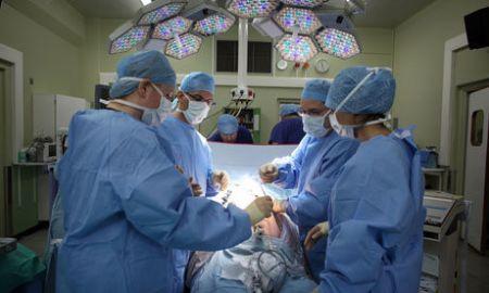 اخبار,اخبارپزشکی, اولین عمل پیوند مجدد صورت انجام شد