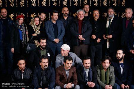 اخبار,اخبارفرهنگی وهنری,چهارمین روز از سی و ششمین جشنواره فیلم فجر