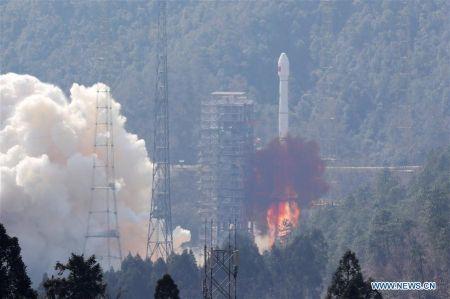 اخبار,اخبارعلمی وآموزشی,ماهوارهای که چینیها به مدار زمین فرستادند