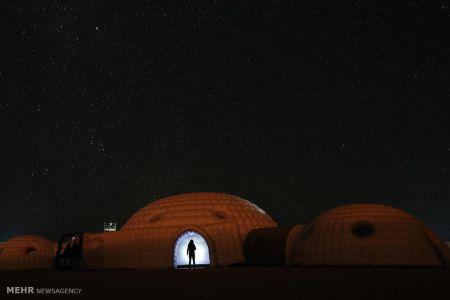 اخبار,اخبارعلمی وآموزشی,مریخ روی زمین در بیابان های عمان