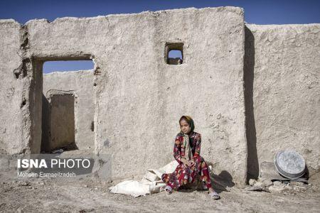 اخبار,عکس خبری, بازماندگان از تحصیل در روستاهای سیستان و بلوچستان