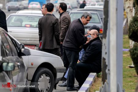 اخبار,اخبارحوادث,خانواده های داغدار هواپیمای مسافری تهران - یاسوج در فرودگاه مهرآباد