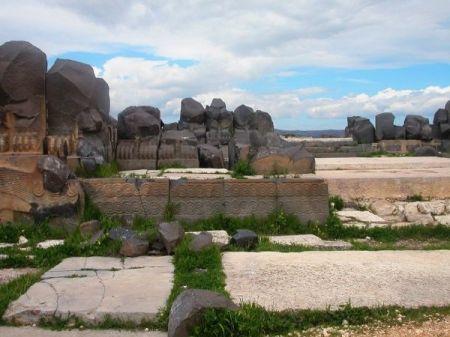 اخبار,عکس خبری,  تخریب معبد ۳ هزار ساله توسط ارتش ترکیه