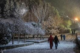 برف و سرما در هفته ششم زمستان بالاخره شروع شد/ هوا تا منفی ۲۰درجه سرد میشود