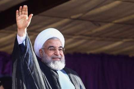 رئیس جمهوری: طرح های افتتاحی امروز کرمان در سالهای گذشته کشور بی نظیر است