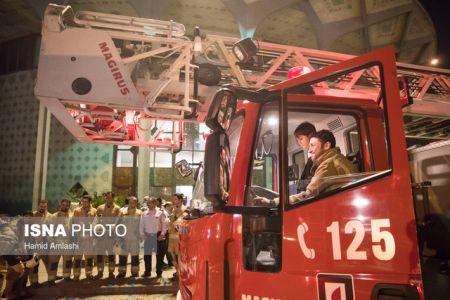 با تصویب شورای شهر تهران: 100 در صد عوارض ایمنی به حساب سازمان آتشنشانی واریز میشود
