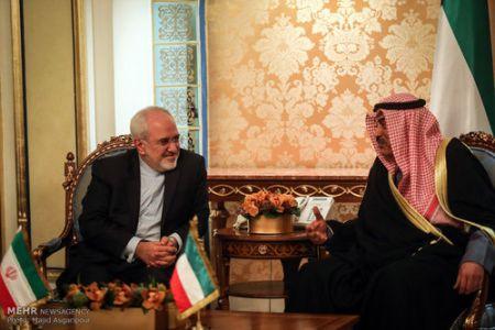 اخبارسیاسی ,خبرهای  سیاسی , دیدار وزرای خارجه ایران و کویت