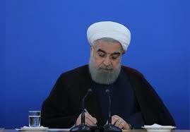 روحانی وزیر راه را مسئول تهیه گزارش علل سقوط هواپیمای تهران_ یاسوج اعلام کرد