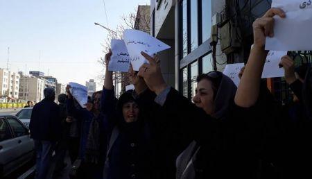اخبار,اخبار سیاسی,تجمع زنان مقابل وزارت کار
