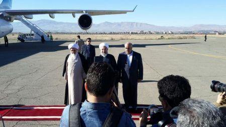 روحانی: رسیدگی به امور زلزلهزدگان اولویت اصلی سفر به کرمانشاه است