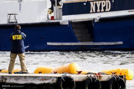 اخبار,اخبارحوادث, سقوط هلی کوپتر در نیویورک