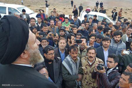 اخبار,اخبارحوادث,حضور خانواده های جانباختگان حادثه سقوط هواپیما در منطقه سی سخت