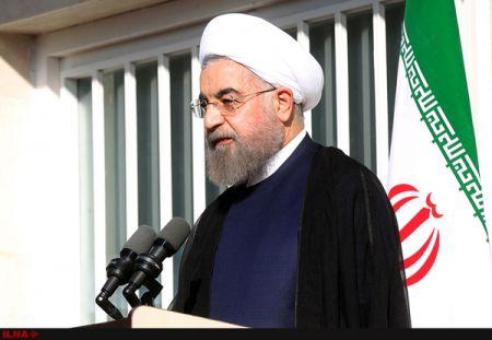 روحانی : مردم هرمزگان همواره مدافعان خوب ایران بودهاند/ افتتاح ۱۵ پروژه با هزینه بیش از چهار هزار میلیارد تومان