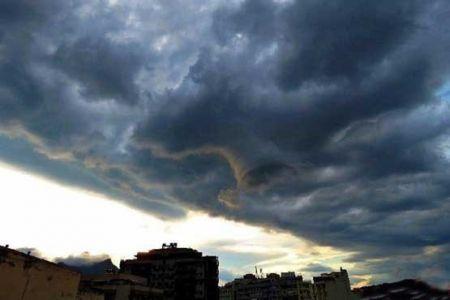 ابرهای عجیب