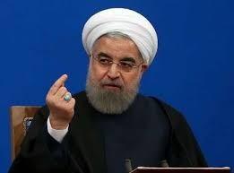 روحانی: برخی فکر میکنند سخنگوی مردم هستند و دولت صرفاً باید پاسخگو باشد