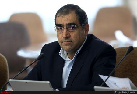 وزیر بهداشت: آمار تصادفات در ایران ۱۰۰ برابر دنیا است