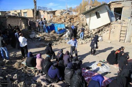 عیدی200هزار تومانی به 30هزار خانواده زلزله زده