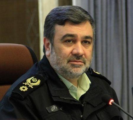 برخورد نیروی انتظامی با مختل کنندگان نظم و امنیت در کشور