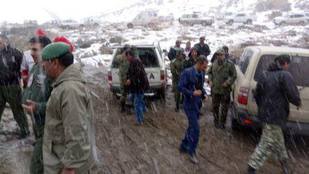 بارش برف تا روز سهشنبه در ارتفاعات «دنا»