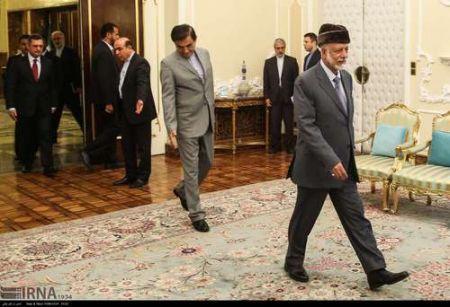 اخبارسیاسی ,خبرهای  سیاسی , وزیر خارجه عمان با روحانی