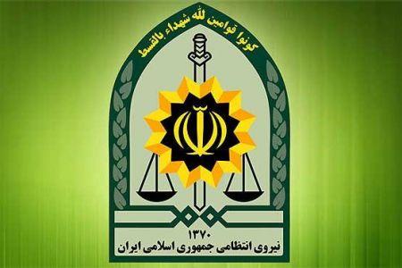 واکنش پلیس تهران به انتشار ویدئوی برخورد پلیس با دختری که روسری خود را بر سر چوب کرده بود