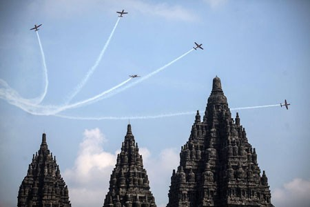 عکسهای جالب,عکسهای جذاب, نمایش نیروی هوایی