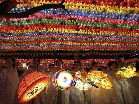 عکسهای جالب,عکسهای جذاب,تولد بودا