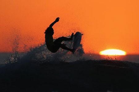 عکسهای جالب,عکسهای جذاب,موج سواری '