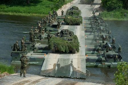 عکسهای جالب,عکسهای جذاب, رزمایش بزرگ ارتش