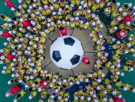 عکسهای جالب,عکسهای جذاب, جشنواره فوتبال