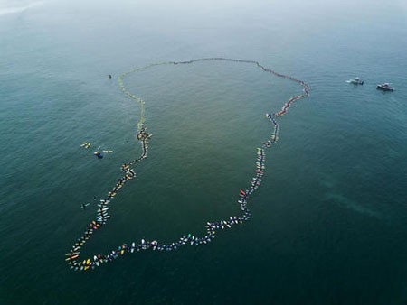 عکسهای جالب,عکسهای جذاب, ساحل هانتینگتون