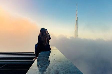 عکسهای جالب,عکسهای جذاب, برج الخلیفه