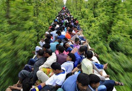 عکسهای جالب,عکسهای جذاب, قطار مسافربری