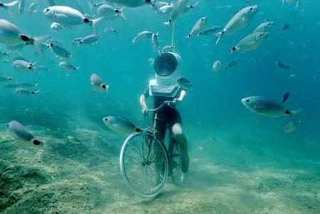 عکسهای جالب,عکسهای جذاب, دوچرخه سواری