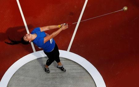 عکسهای جالب,عکسهای جذاب, ورزشکار زن