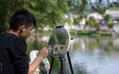 عکسهای جالب,عکسهای جذاب,دانشجویان هنر