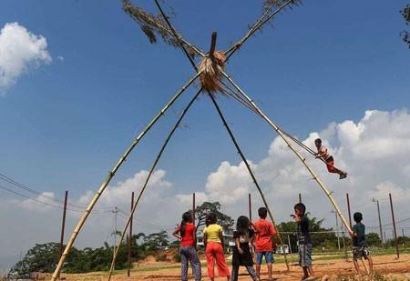 عکسهای جالب,عکسهای جذاب,جشنواره لالیتپور