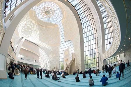 عکسهای جالب,عکسهای جذاب, مساجد بزرگ آلمان