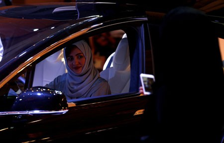 عکسهای جالب,عکسهای جذاب,زن عربستانی