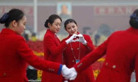 عکسهای جالب,عکسهای جذاب,کنگره حزب کمونیست چین