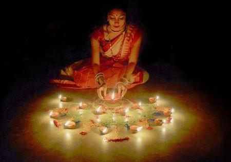 عکسهای جالب,عکسهای جذاب,جشنواره دیوالی