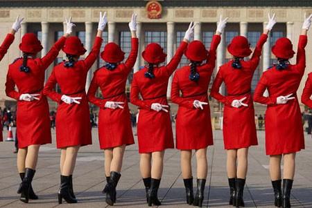 عکسهای جالب,عکسهای جذاب,کنگره ملی حزب کمونیست چین