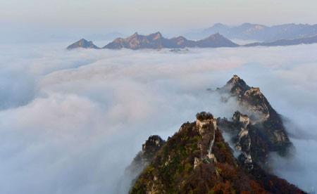 عکسهای جالب,عکسهای جذاب, دیوار چین