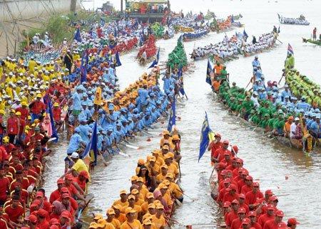 عکسهای جالب,عکسهای جذاب,رقابت قایق اژدها