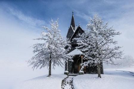 عکسهای جالب,عکسهای جذاب, بارش برف