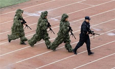 عکسهای جالب,عکسهای جذاب,نیروهای ویژه ضد ترور